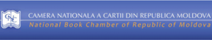 Logo of Camera Nationala a Cartii on a blue background