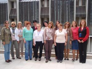 photo of delegates at the 2014 Balkan regional meeting