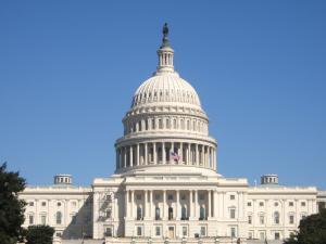 The Capital Building, Washington DC