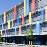 External view of the Czech ISBN Agency building